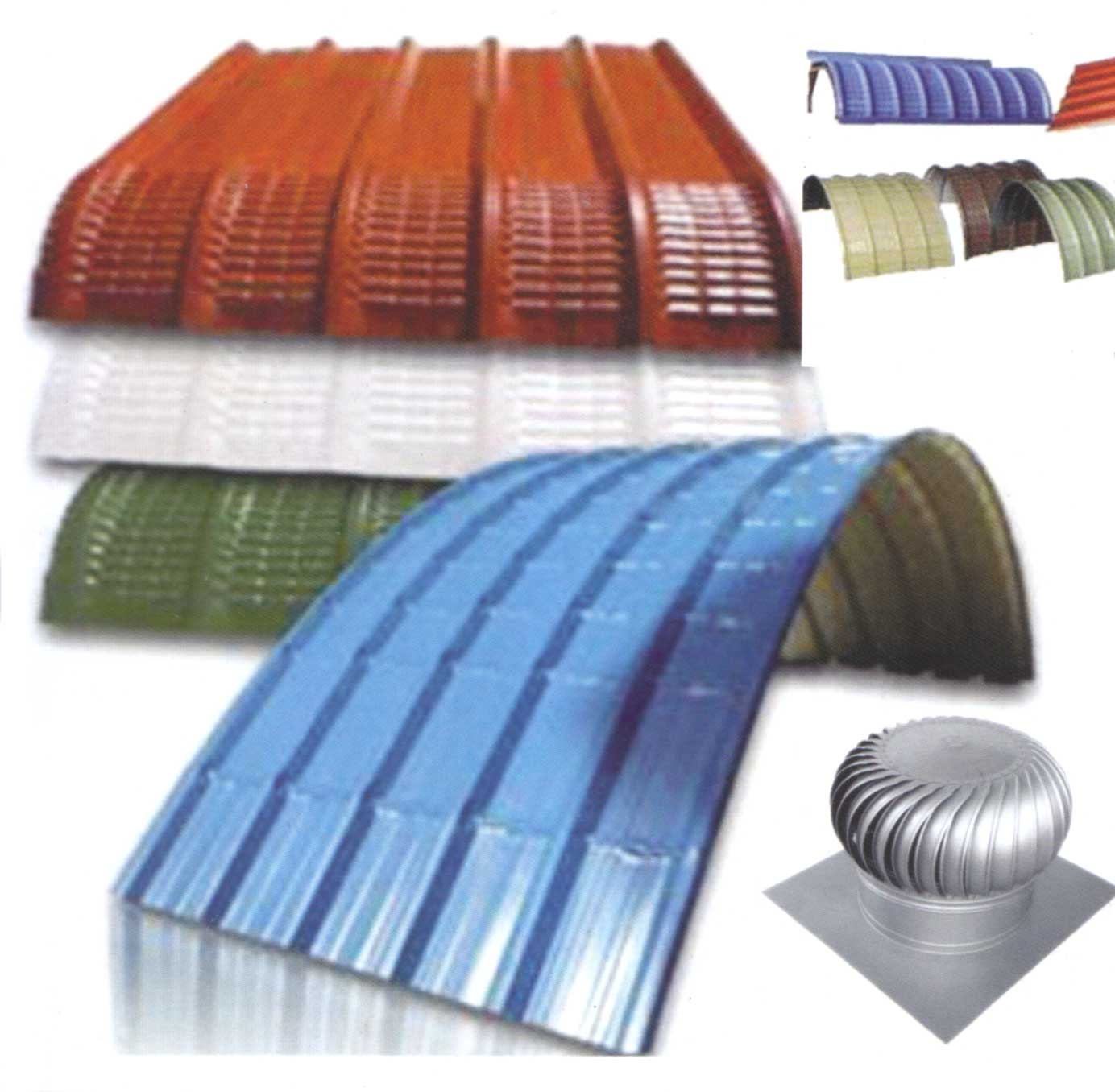 Roofing sheet corrugated sheets manufacturers dealers for Polymer roofing
