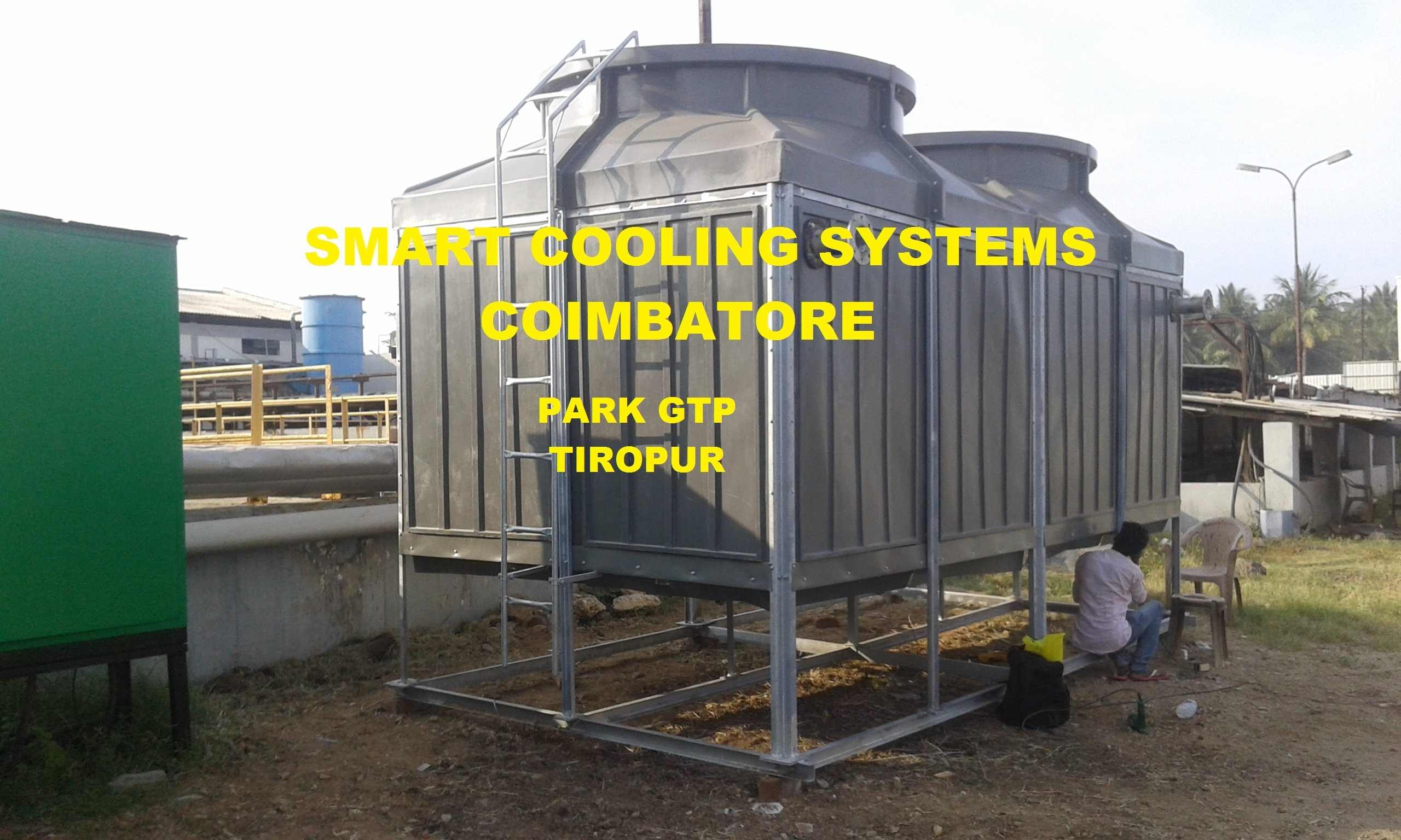 Cooling Towers Industrial Cooling Tower Manufacturer Suppliers